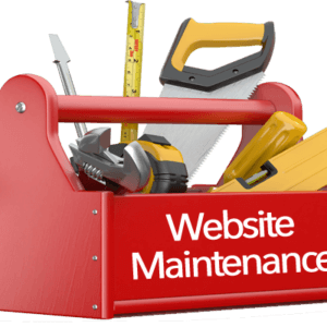 Basic Website Maintenance