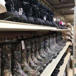 Boots and Apparel